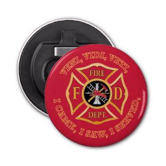 消防署のマルタ十字VVV 栓抜き