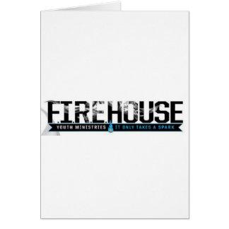 消防署のロゴ カード