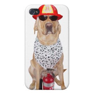 消防署の実験室 iPhone 4/4S ケース