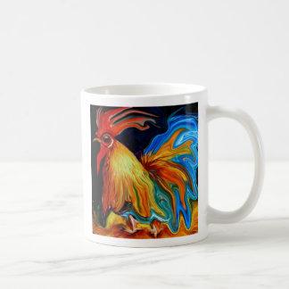 液体のオンドリ、液体のオンドリ コーヒーマグカップ