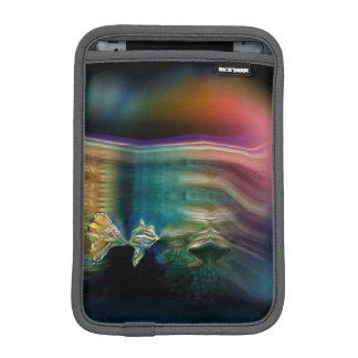 液体の振動ファンキーな魚のiPad Miniスリーブ iPad Miniスリーブ