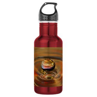 液体の球体 ウォーターボトル