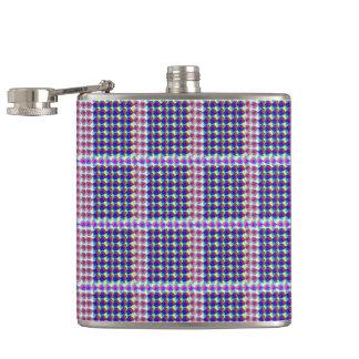 液体のCourage™のステンレス鋼のフラスコのビニールWrappe フラスク