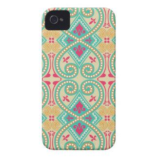 涼しいアラベスク Case-Mate iPhone 4 ケース