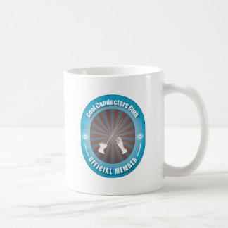 涼しいコンダクタークラブ コーヒーマグカップ
