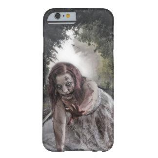 涼しいゾンビの女の子 BARELY THERE iPhone 6 ケース