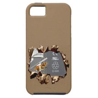 涼しいハムスター iPhone SE/5/5s ケース