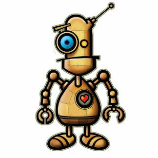 涼しいロボット最高のフォトスカルプチャー フォトスカルプチャー