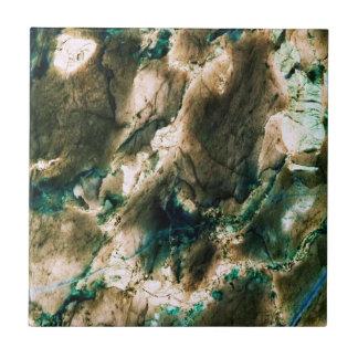 涼しい大理石の質の茶色がかった鋼色の白 タイル