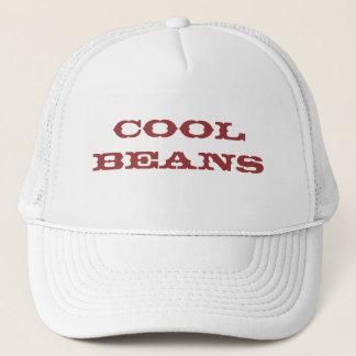 涼しい豆の帽子 キャップ