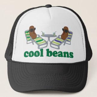 涼しい豆 キャップ