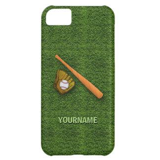 涼しい野球用具-野球用バットの手袋 iPhone5Cケース