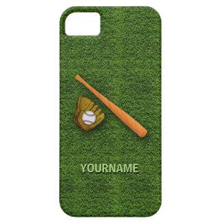 涼しい野球用具-野球用バットの手袋 iPhone SE/5/5s ケース