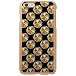 涼しい金属一見 INCIPIO FEATHER SHINE iPhone 6 PLUSケース