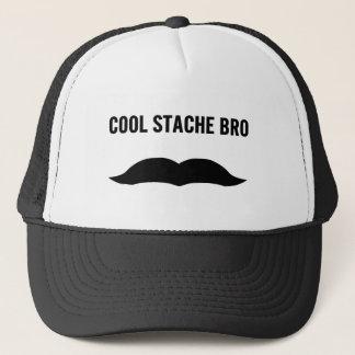 涼しいStache Bro キャップ
