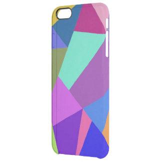 涼しく抽象的なiPhone 6のプラスのディフレクターの箱 クリア iPhone 6 Plusケース
