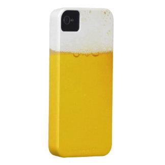 涼しく風味がよいビールiPhone 4の4S場合 Case-Mate iPhone 4 ケース