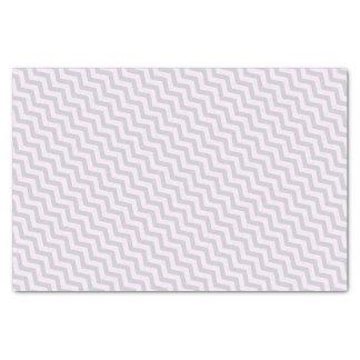 淡いピンクのシェブロン灰色のパターン 薄葉紙