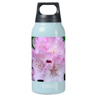 淡いピンクのシャクナゲ 断熱ウォーターボトル