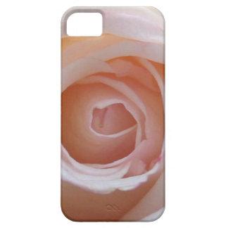 淡いピンクのバラ iPhone SE/5/5s ケース