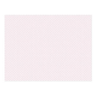 淡いピンクのピンクレディーコレクション- ポストカード