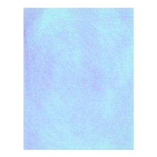 淡いブルーのブレンドのベビーシャワーレターヘッド レターヘッド