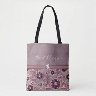 淡い色のな紫色/サケ洗練されハンドバッグ/トート トートバッグ