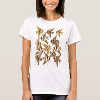 淡水のAngelfishのベビードール Tシャツ