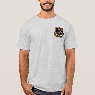 淡色のラットの伝統のワイシャツ- Tシャツ