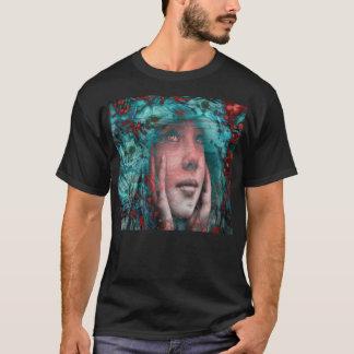 深いの思考 Tシャツ
