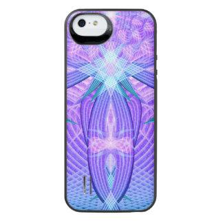深い夢の視野の曼荼羅 iPhone SE/5/5sバッテリーケース