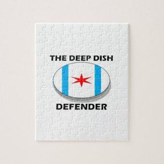 深い皿の擁護者 ジグソーパズル