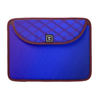 深い青 MacBook PROスリーブ