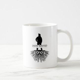 深く定着させる コーヒーマグカップ