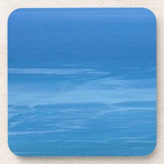 深く青い海 コースター