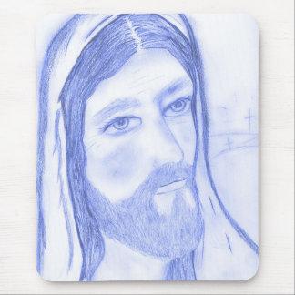 深刻なイエス・キリスト マウスパッド
