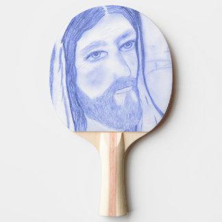 深刻なイエス・キリスト 卓球ラケット