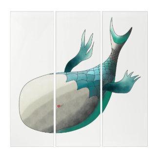 深海からの魚 トリプティカ
