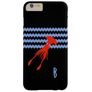 深海のモノグラムの電話箱 BARELY THERE iPhone 6 PLUS ケース