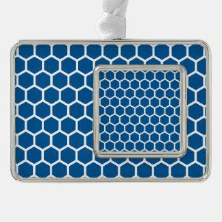 深海の六角形2 シルバープレートフレームオーナメント