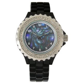 深海の泡 腕時計