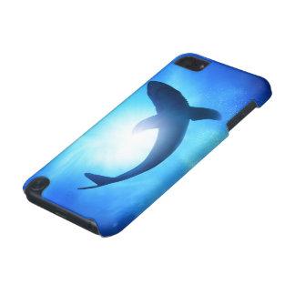 深海の鮫のシルエット iPod TOUCH 5G ケース