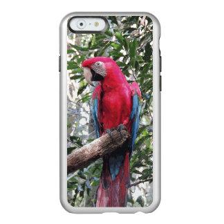 深紅のコンゴウインコの鳥- iPhone 6/6s Feather®の輝やき、S Incipio Feather Shine iPhone 6ケース