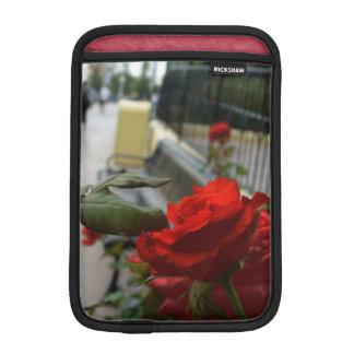 深紅のバラのiPad Miniケース iPad Miniスリーブ
