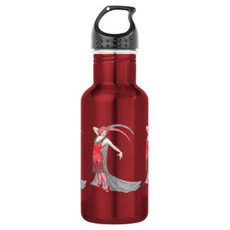深紅のフラッパー ウォーターボトル