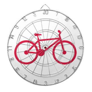 深紅の自転車 ダーツボード