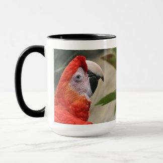 深紅のMackawの写真 マグカップ