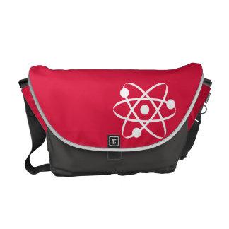 深紅原子 メッセンジャーバッグ