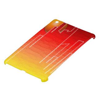 深紅夜精通したiPad Miniケース iPad Mini Case