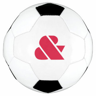 深紅色のうぬぼれ サッカーボール
